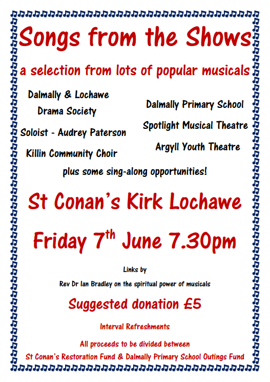 st conans poster